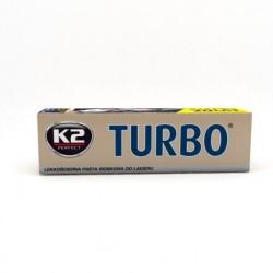 K2 PERFECT Turbo pasta woskowa do lakieru