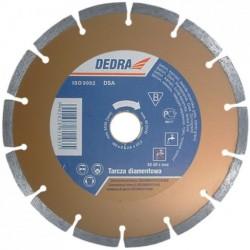 Tarcza segmentowa 125 mm / 22,2 Dedra H1107
