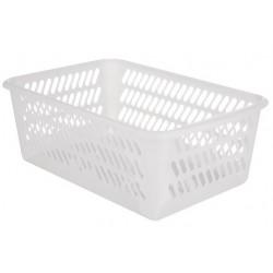 PLAST TEAM K-4 Koszyk biały