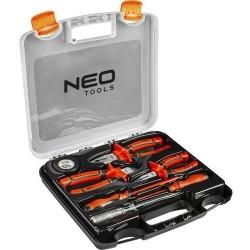 NEO 01-305 Zestaw szczypiec i wkrętaków 1000V, 7 szt.