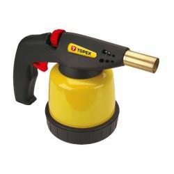 TOPEX 44E141 Lampa lutownicza gazowa na naboje 190 g, zapłon piezo