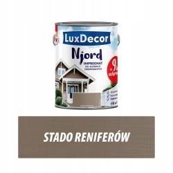 LUXDECOR NJORD-Impregnat Do Elewacji Drew.0,75L