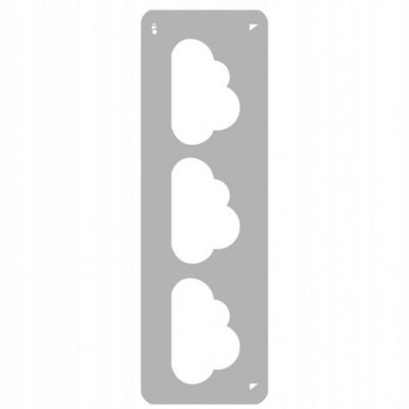 Szablon malarski Clouds 139